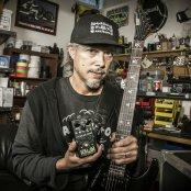 The Birth of Ghoul Screamer, Kirk Hammett's Signature Overdrive (by Antonin Salva)