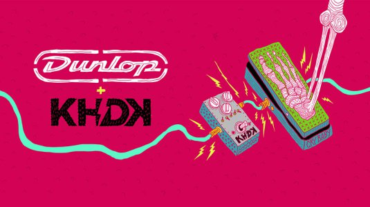 Announcing KHDK Partnership With Dunlop Manufacturing