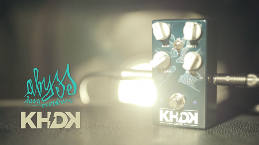 Introducing Abyss, Our Game-Changing Bass Overdrive