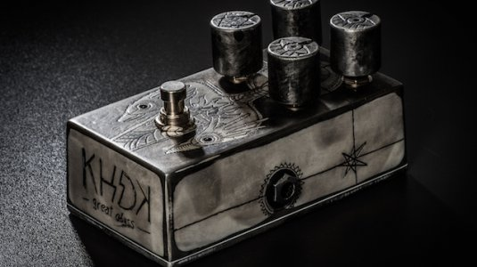 Making a Custom Abyss Bass Overdrive for Tool