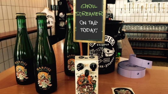 Warpigs' Brewer Lan-xin Foo About Ghoul Screamer and Keeping the Beer Romance Alive