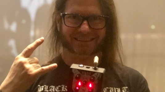 Gary Holt's Paranormal Pedal is Here to Eat You Alive
