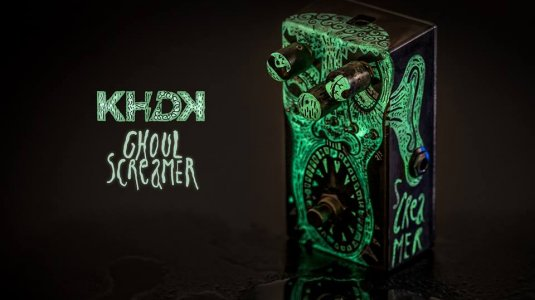 Creating a Handmade Pedal for Kirk Hammett
