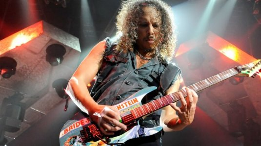 "Inc. Magazine: ""How Metallica's Kirk Hammett Built a Thriving Startup"""