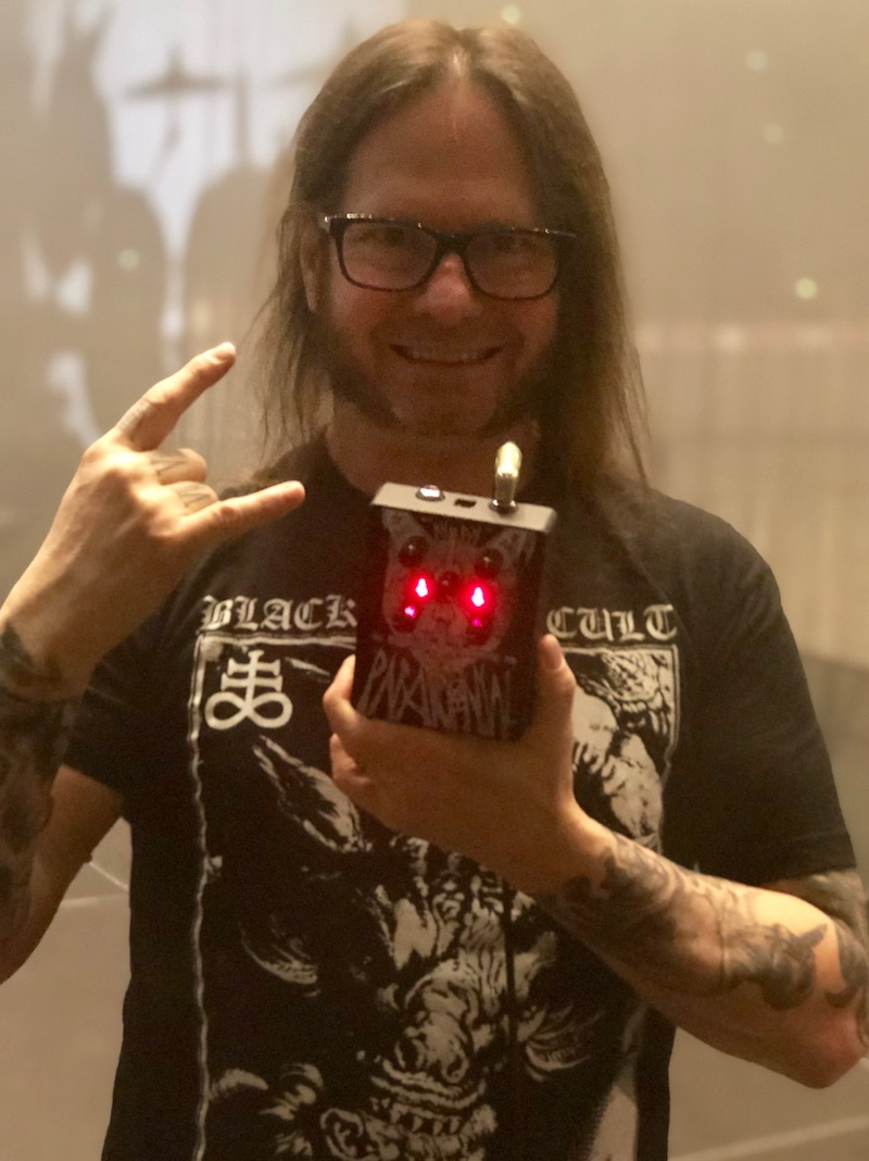 Gary Holt Paranormal